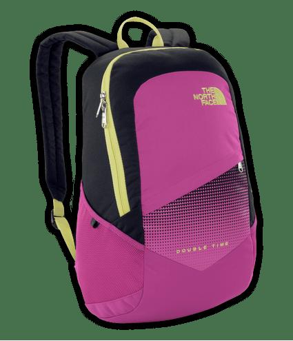 CHH8ENB-mochila-double-time-preto-roxa-frente