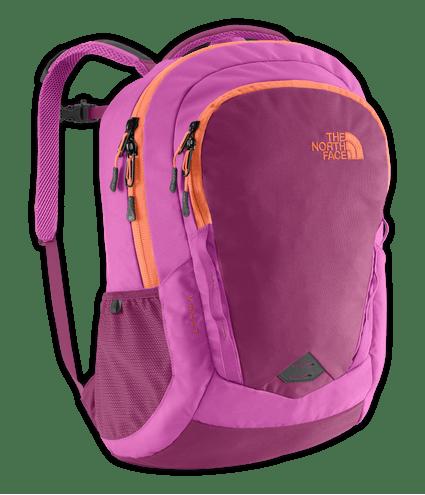 CHJ1ENR-mochila-vault-feminina-rosa-laranja-frente