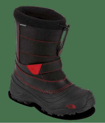 2T5OKX9-Bota-Alpenglow-Extreme-2-Infantil-Preto-Frente