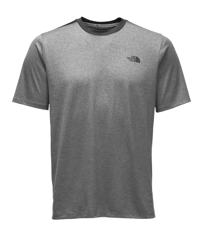 CBH7DYY-camiseta-reactor-manga-curta-cinza1-masculina-frente