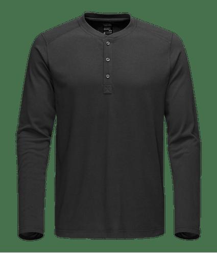 2TDGJK3-camiseta-manga-longa-crag-henley-preta-masculina-frente