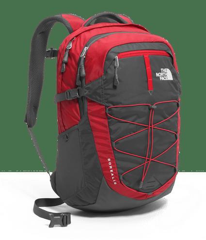 CHK465J-mochila-borealis-cinza-vermelho-frente
