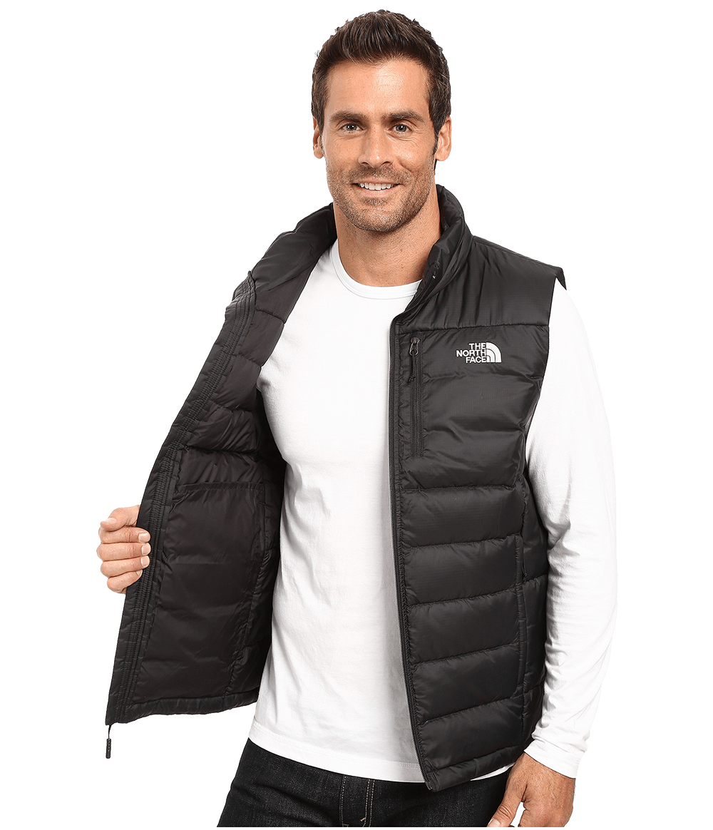 9f0af61f6e9d8 COLETE ACONCAGUA MASCULINO PRETO - The North Face