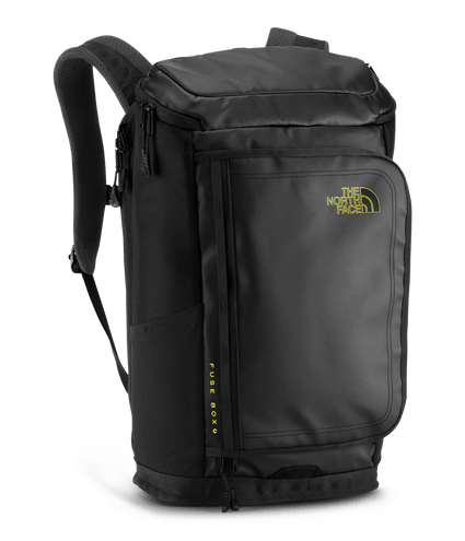 MOCHILA-UNISSEX-ADULTO-FUSE-BOX-CHARGED-CTK7-JK3-PRETO-UNI--------------------------------------------------------------