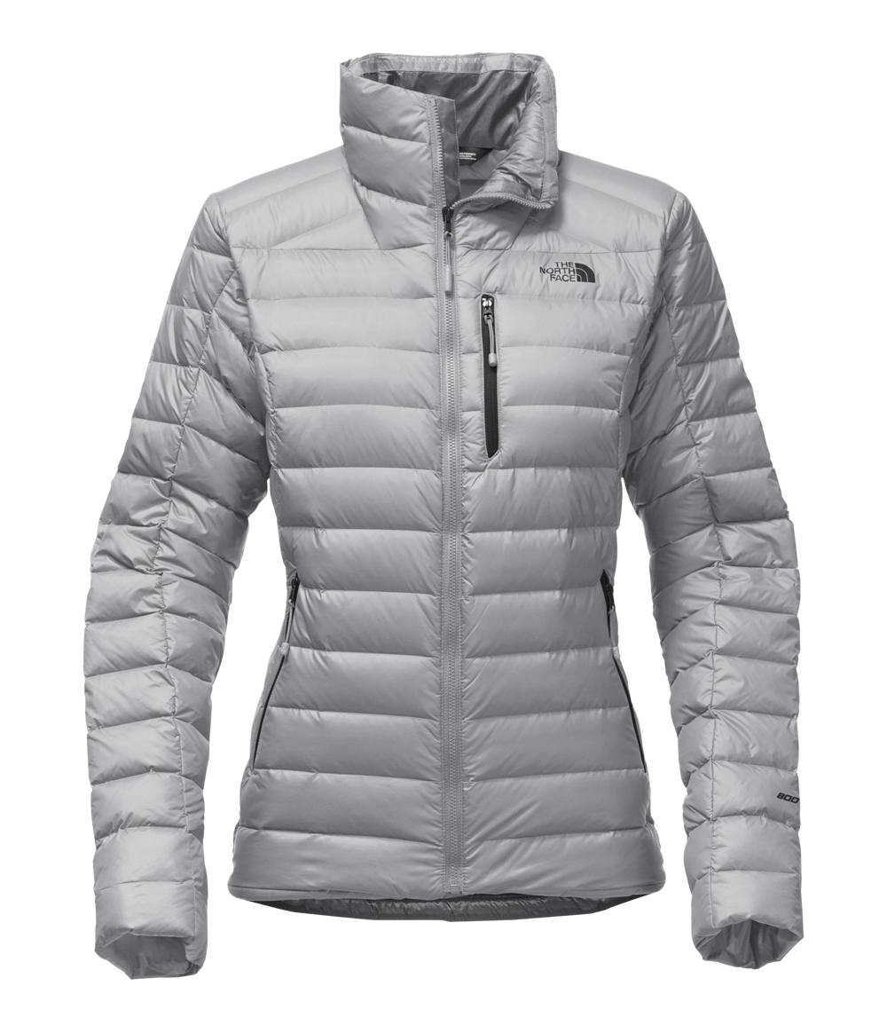JAQUETA MORPH FEMININA CINZA - The North Face 908de933bbe27