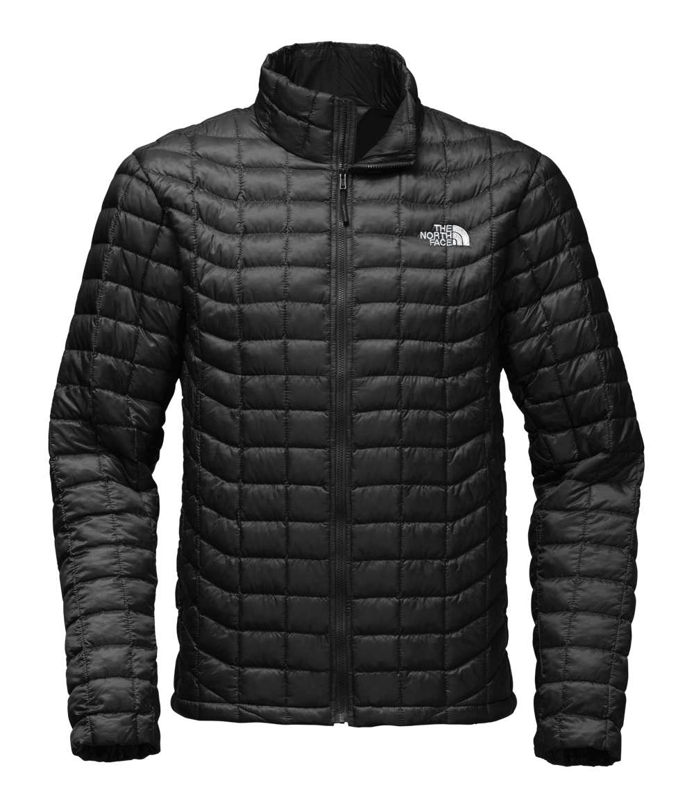 JAQUETA THERMOBALL MASCULINA PRETA - The North Face 09472b3c14106