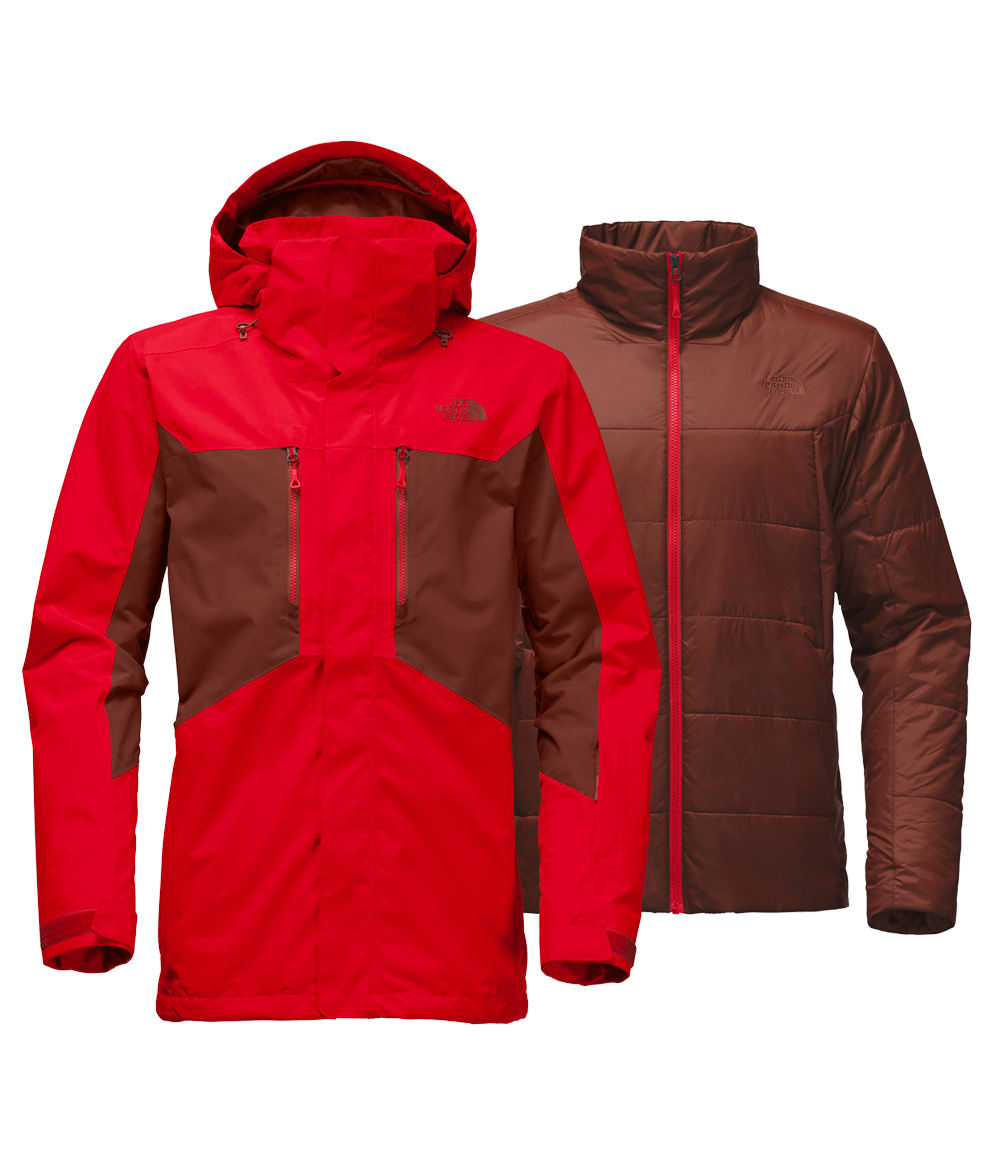 fbb581c7be132 JAQUETA CLEMENT TRICLIMATE® MASCULINA - The North Face