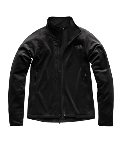 2VE1_KX7_Fleece_Borod_Full_Zip_masculino_preto