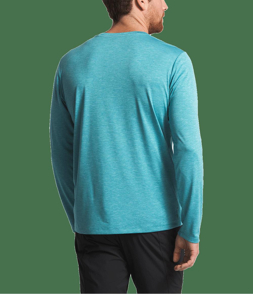 3Y47J3B_Camiseta-hiperlayer-masculina-azul-detal3