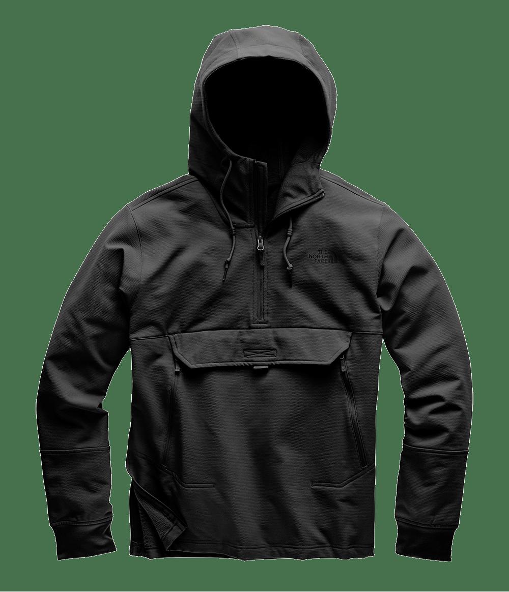 3SPEJK3_Fleece-Tekno-Ridge-Masculino-preto-detal1