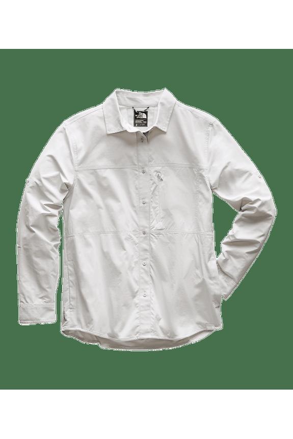 3SOR9B8-Camisa-Boreaz-Cinza-Feminina-The-North-Face