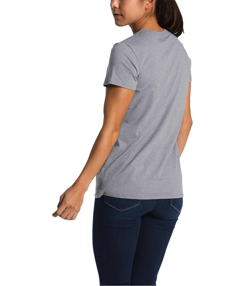 3NW3AG3-Camiseta-The-North-Face-Feminina-Half-Dome-Cinza-detal3
