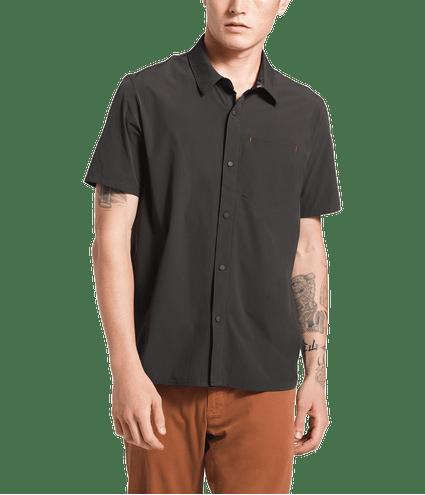 3SOI0C5-camisa-masculina-manga-curta-cinza-north-dome-detal2
