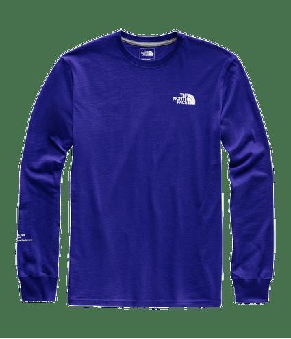 3SXZ5NX-Camiseta-Masculina-Azul-Half-Dome-Heavyweight-detal1