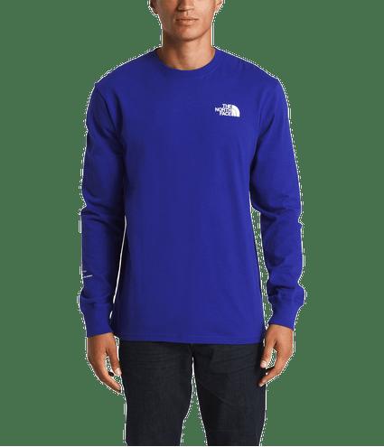3SXZ5NX-Camiseta-Masculina-Azul-Half-Dome-Heavyweight-detal2