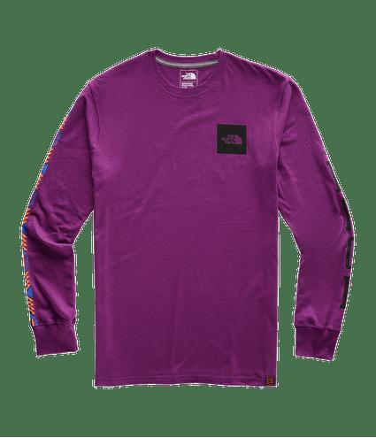 3SXZ8NX-Camiseta-Masculina-Roxa-Half-Dome-Heavyweight-detal1