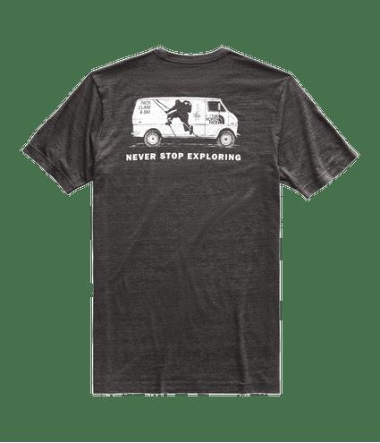 3SXPDYZ-Camiseta-Masculina-The-North-Fcae-Pony-Wheels-Cinza