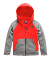 34WA15Q-fleece-infantil-glacier-vermelho-the-north-face