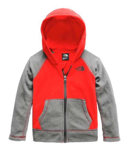 34WA15Q-fleece-infantil-glacier-vermelho-the-north-face