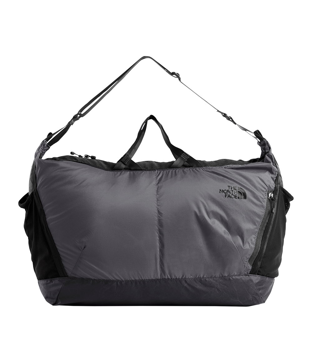 3KWPMN8-Mala-de-viagem-flyweight-duffel-cinza-detal1