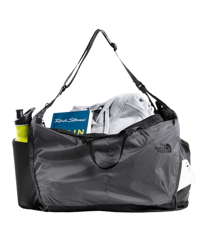 3KWPMN8-Mala-de-viagem-flyweight-duffel-cinza-detal2
