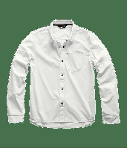 3SOH9B8-camisa-masculina-cinza-manga-longa-north-dome-detal1