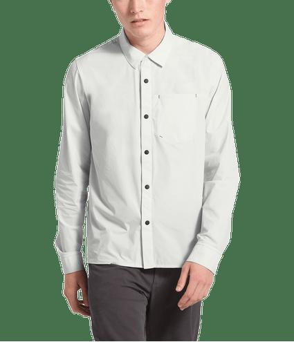 3SOH9B8-camisa-masculina-cinza-manga-longa-north-dome-detal2