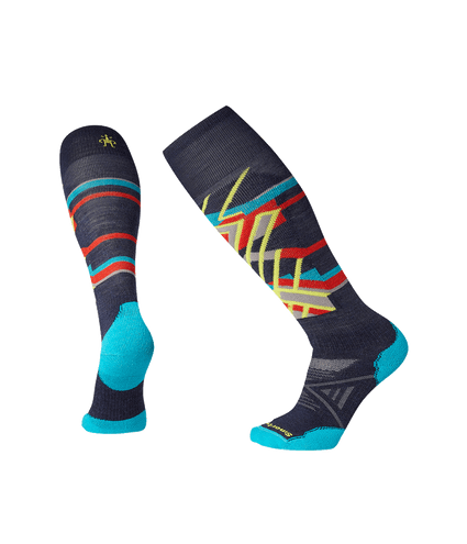 SW001181092-meia-para-ski-phd-ski-medium-pattern-azul-marinho