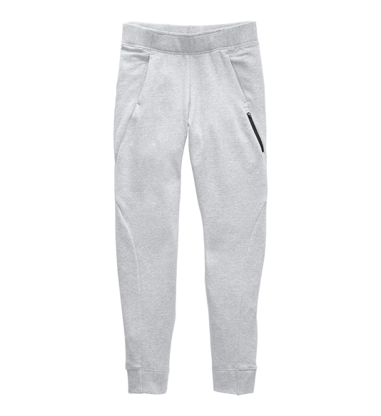 3X2ODYX-Calca-Feminina-Motivation-Fleece-Jogger-Cinza-1