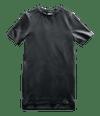 3XCUJK3-Camiseta-Feminina-Sleek-Knit-Tunic-Preta-1
