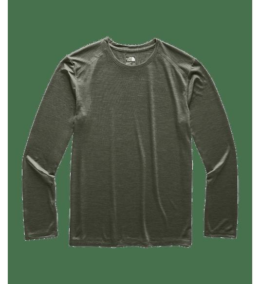 3Y477D0-Camiseta-Hyperlayer-masculina-verde-1