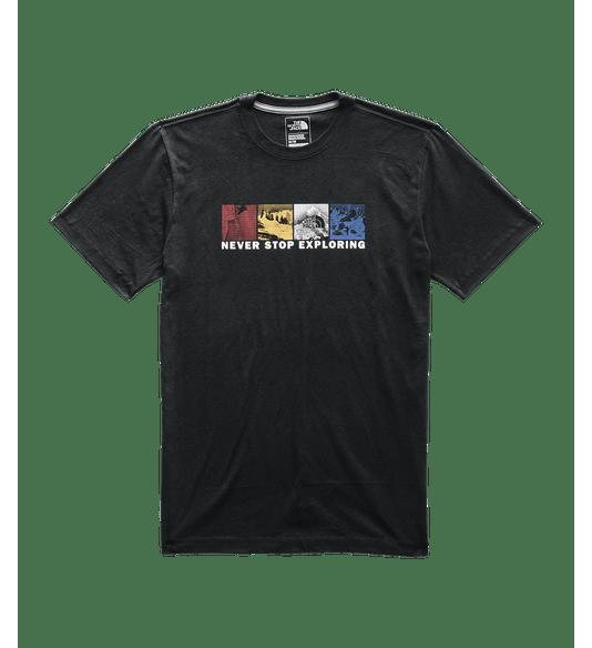 3X6SJK3-Camiseta-Masculina-Preta-Free-Solo-detalhe-1