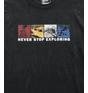 3X6SJK3-Camiseta-Masculina-Preta-Free-Solo-detalhe-4
