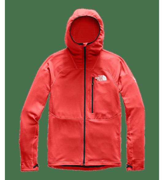 3SQP15Q-Fleece-Masculino-Summit-L2-Power-Grid-LT-Com-Capuz-Vermelho-detalhe-1