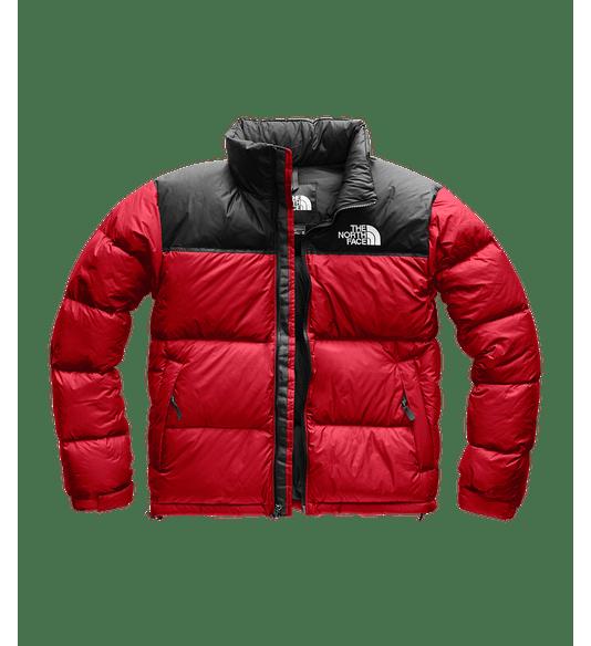 3C8D682-Jaqueta-Masculina-Nuptse-1996-Vermelha-Detalhe-1