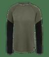 Camiseta-Feminina-Presta-Manga-Longa-Verde-1