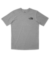 4AAZNDYY-Camiseta-Masculina-TNF-Logo-Tee-Cinza-detalhe-1
