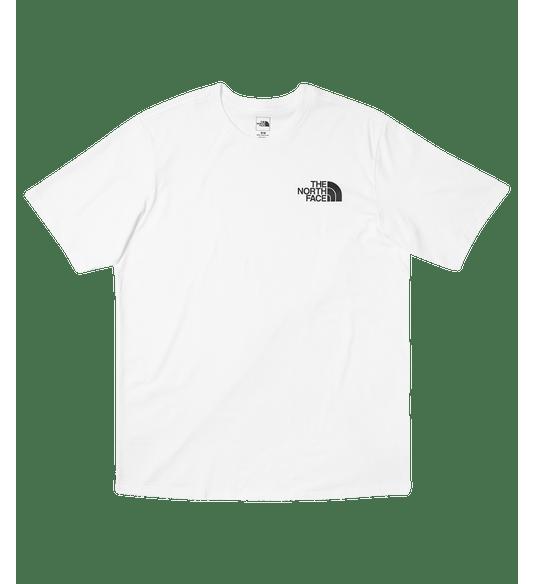 4AAZNFN4-Camiseta-Masculina-TNF-Logo-Tee-Branca-detalhe-1