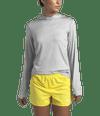 4ANTDYX-Camiseta-Feminina-Hyperlayer-Sun-com-Capuz-Cinza-1